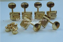 6R Golden Retro style Guitar String Tuning Pegs/keys,Guitar Tuners Machine Heads buttons for for Electric Guitar parts