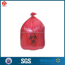 Wholesale Autoclavable 135C Biohazard Garbage Bags Medical Wast Bags for Sterilization Used in Hospital