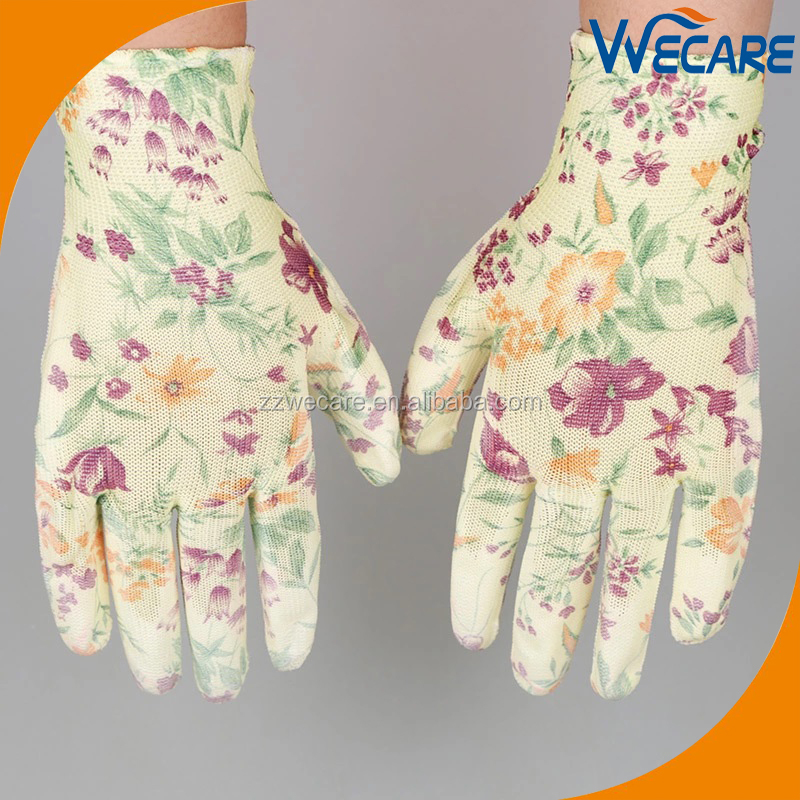 Ladies Garden Yard Work Rose Picker Safety Protection Waterproof Landscaping Gloves