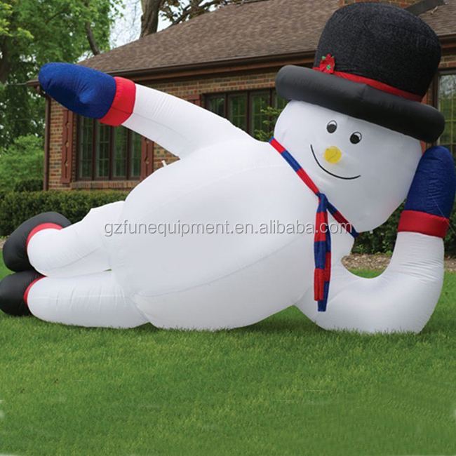Inflables De Navidad Muñeco De Nieve Inflable En Venta - Buy Product ...