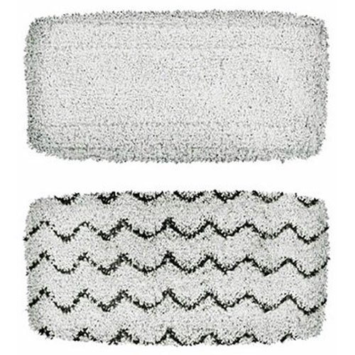 Bissell 1252 Symphony Hard Floor Vacuum and Steam Mop Pad Kit