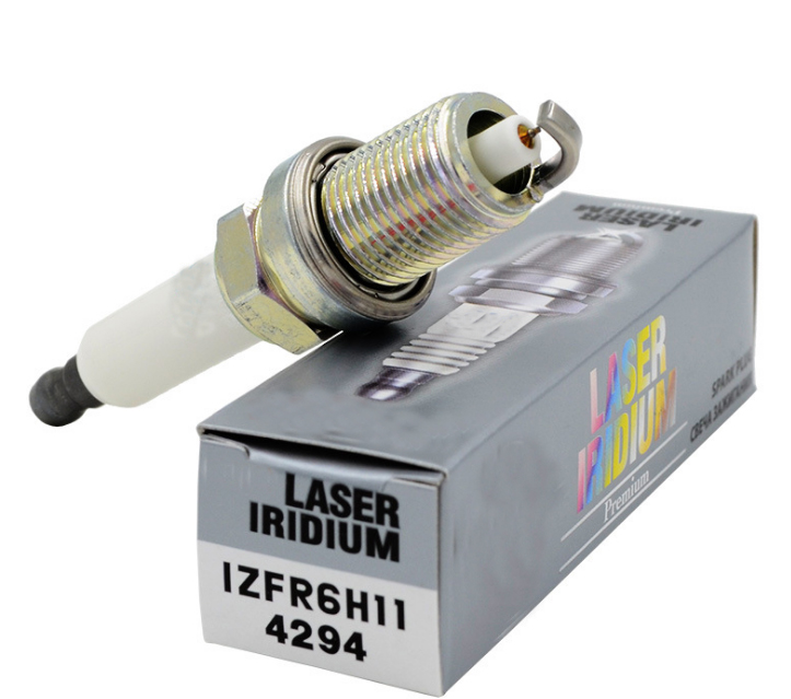 Laser IRIDIUM Car Spark Plug For Engines IZFR6H11 12122158252 12120032135 12120032134 12127526799 For BMW E46 E53 E60 E61 E63
