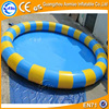 Hot sale round inflatable ball pool, inflatable pool table, inflatable pool toys