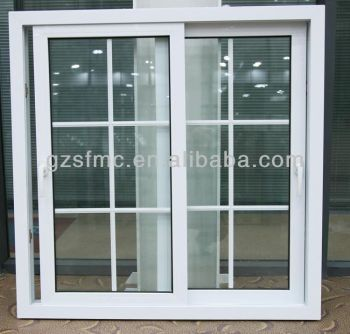 New Design Aluminum Window Of Sliding Window