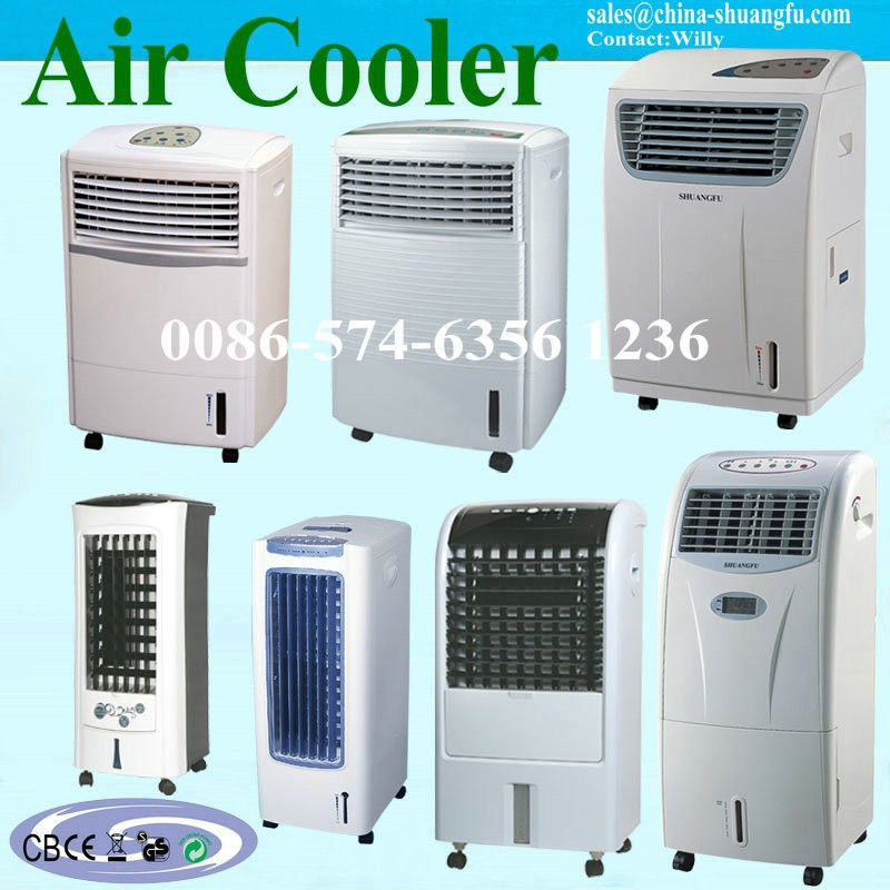portable Air Cooler and Heater