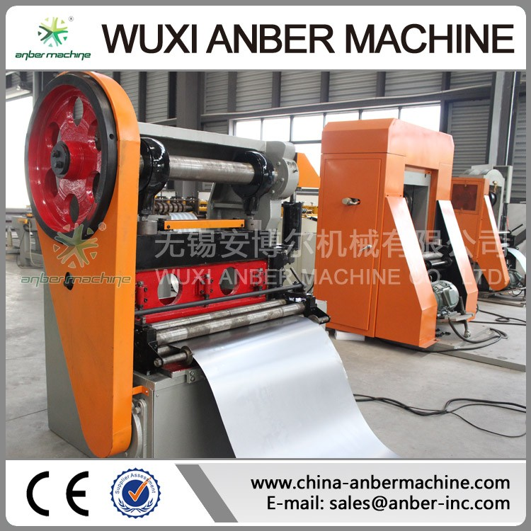 High quality expanded metal mesh machine