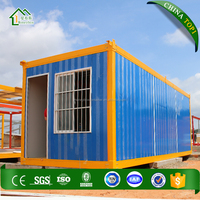 Prefabricated Detachable movable Container Workers Accomodation