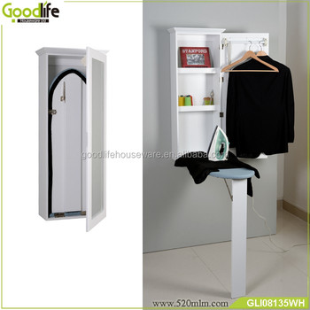 Foldable Wall Mounted Cabinet With Ironing Board Wholesale - Buy ...