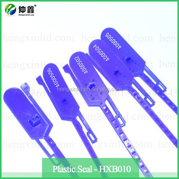 PP Plastic Security Seals Lock for Container