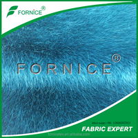 Wholesale Ready Goods, Polyester Faux/ Artificial Fur dress fabric, Fake Rabbit/ Fox Fur for garment