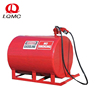 UL 4000liters double walled gasoline petrol fuel tank with pump
