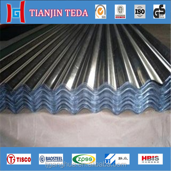 0.7mm thick aluminum zinc roofing sheet