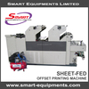 offset press used to make the booklet,offset printing machine