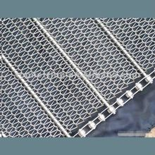 Cheap Sectional Weave Conveyor Belt mesh /chian drive conveyor belt mesh