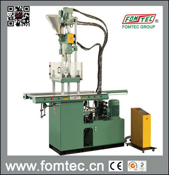 Double Sliding Table Plastic Injection Molding Machine(60TON)