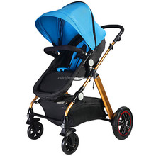 Factory Supply Luxury 3 In 1 Baby Stroller Korea, Baby Stroller Indonesia Type, Baby Stroller In Dubai Style
