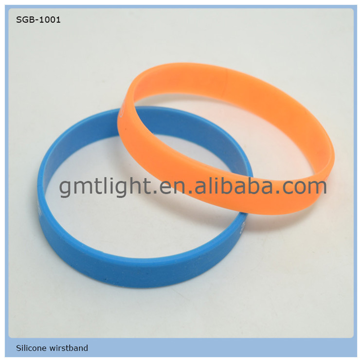 wholesale peace embossed bracelets silicone