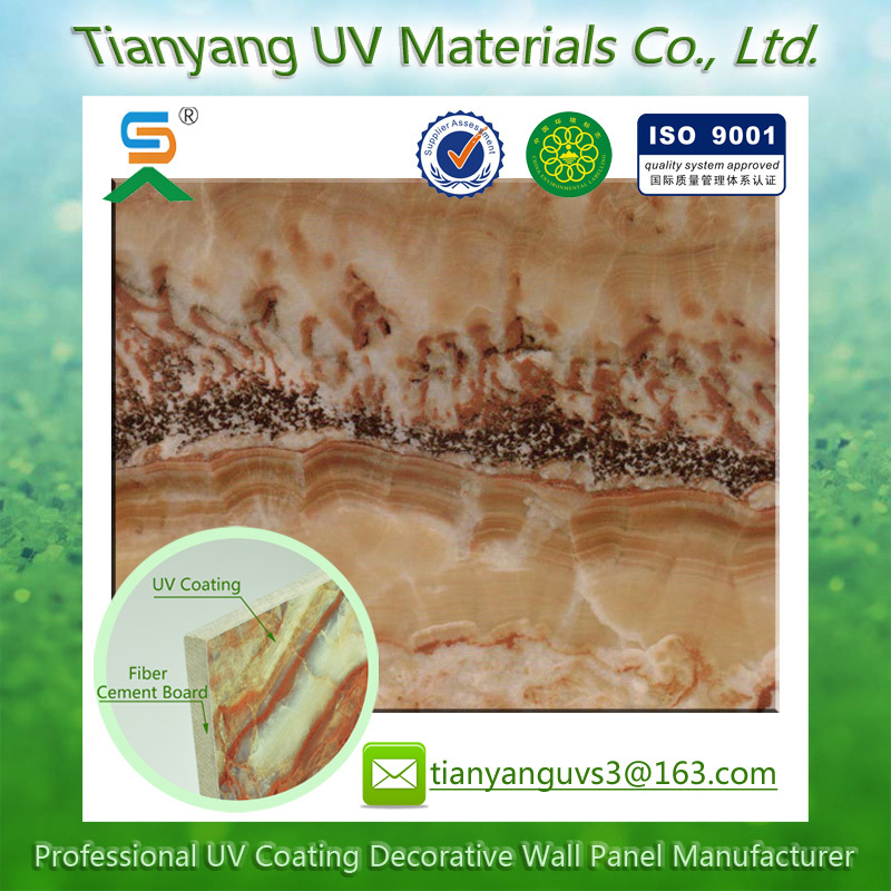 pure natural building material uv resin cement siding