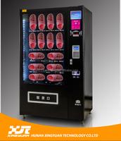 change vending machine shoes vending services