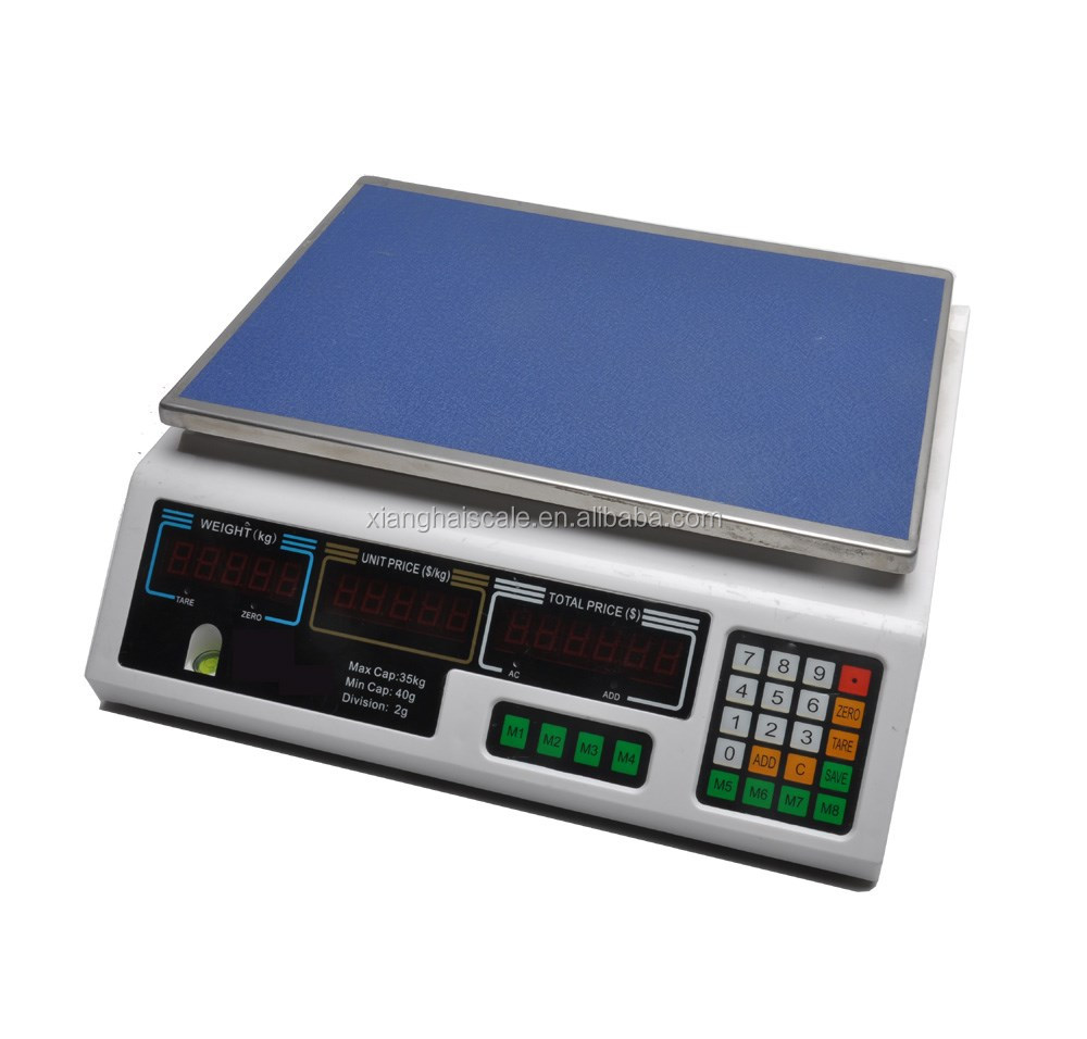 Acs System Electronic Price Computing Scale
