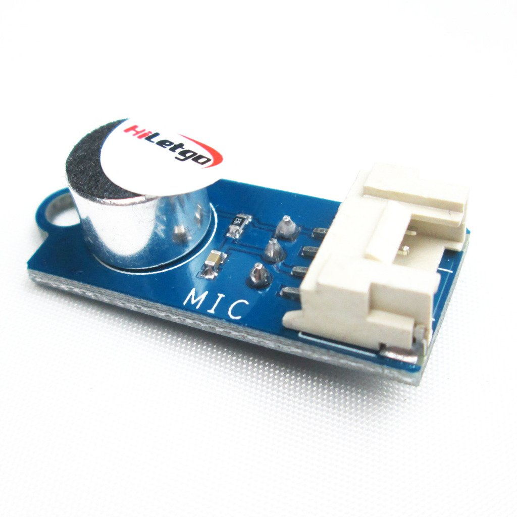 Cheap Microphone Arduino Find Deals On Line At Electret Circuit As Well Sound Sensor Get Quotations Hiletgo Module 3pin 4pin For Uno Pic Avr Mcu Dsp