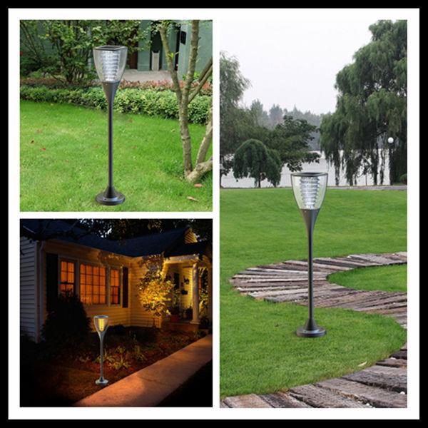 garden lamp post solar. decorative power solar led garden lamp post h