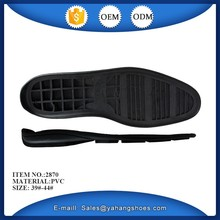 mens casual soccer custom rubber plate outsole