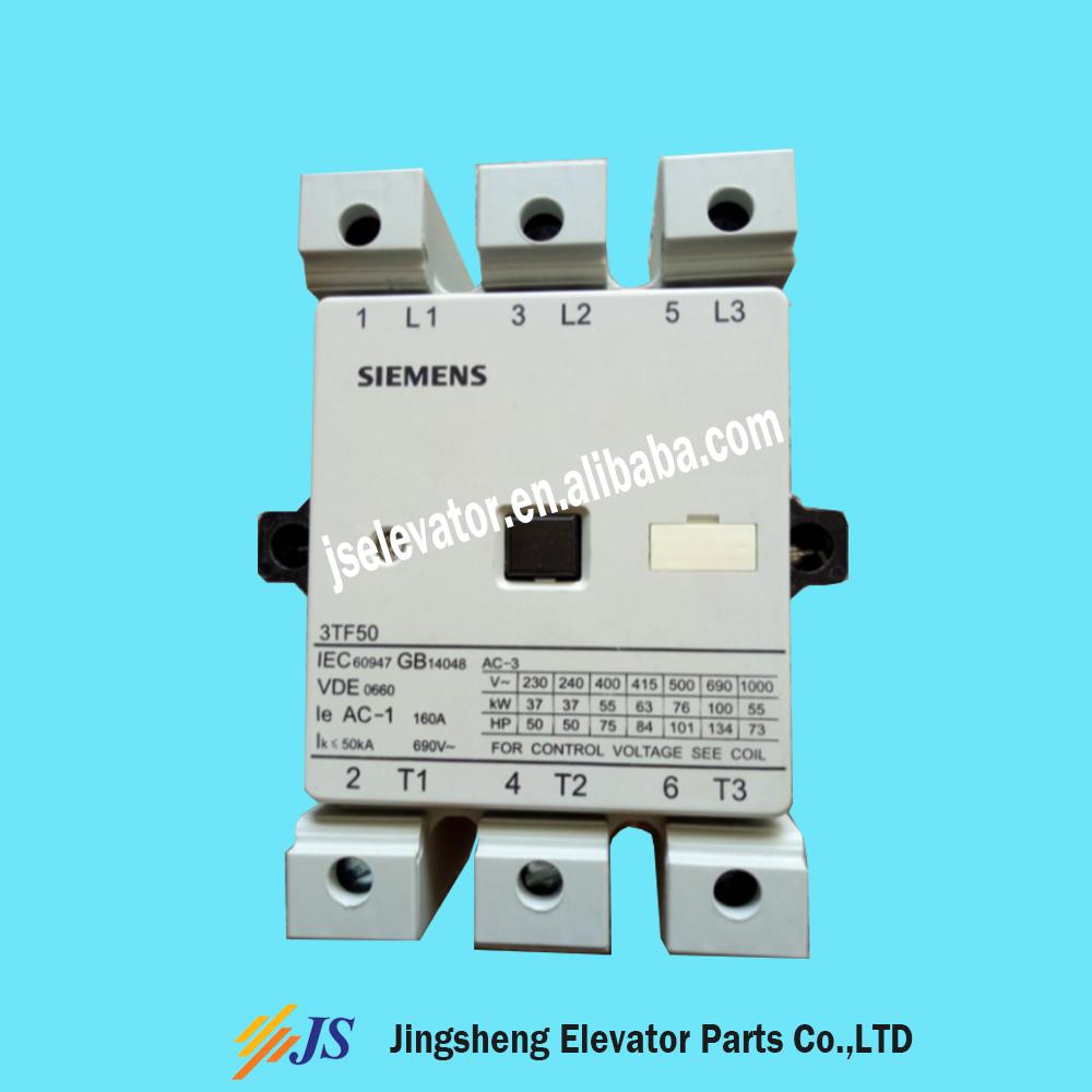 Siemens Elevator Contactor, Siemens Elevator Contactor Suppliers and ...