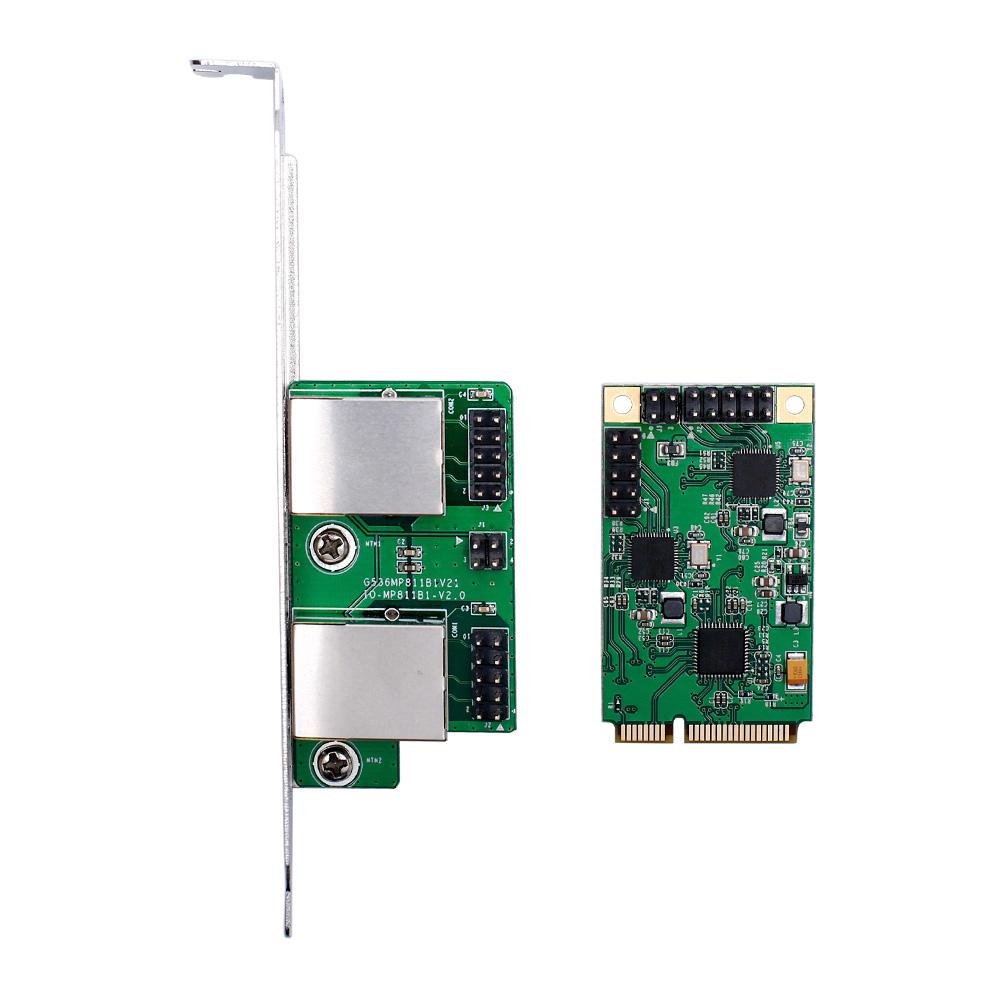PCI-E Express 10//100//1000M Realtek Gigabit LAN Network Card High Profile
