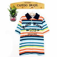Hotseller Soft Stripe Kid's T-shirt (high quality & cheap price)