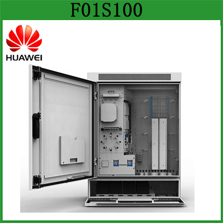 Huawei Outdoor MSAN/DSLAM Cabinet F01S100 FTTH ODF Cabinet for MA5616 IP DSLAM