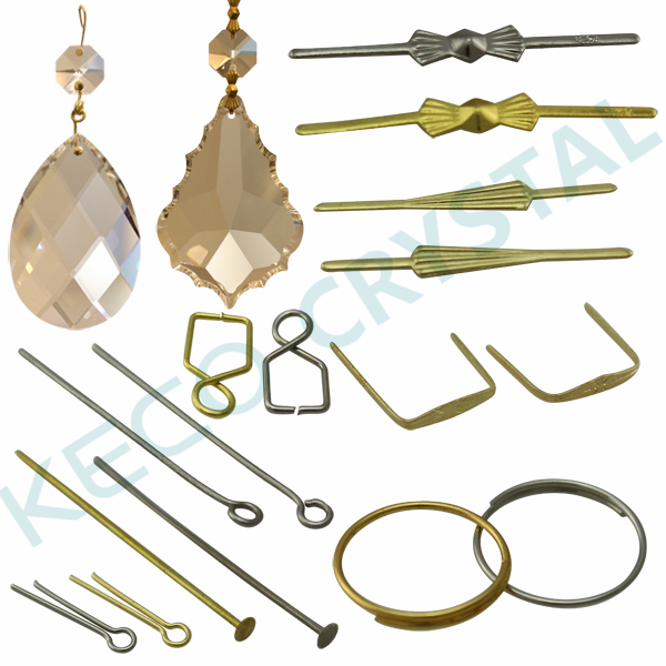 Crystal Chandelier Accessories: Accessories For Chandeliers And Hooks For Chandelier