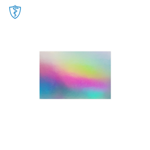 laminated roll 3d laser self adhesive printing printable holographic hologram paper