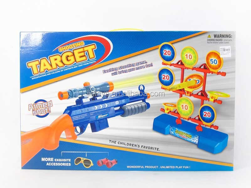 Kids Toys Plastic Shooting Target Game With Light,Game Toys For ...