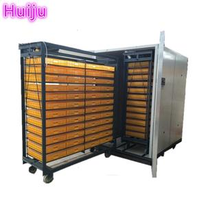China industrial hatching 10000 chicken incubator machine for india with price HJ-IH9856