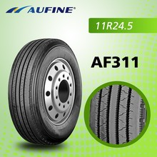 AUFINE BRAND Stell Truck Tires 295/80r22.5 With Best Quality High Performance