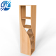 High quality floor candy display rack and wholesale wooden display