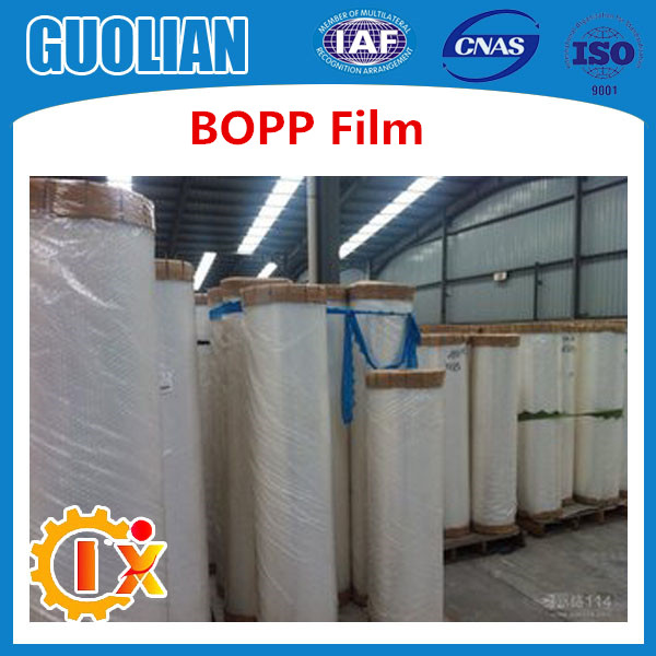 GL-500 Factory directly sale bopp plain <strong>film</strong>