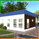 granny flat australian standard prefab house offices & training room manufacturer