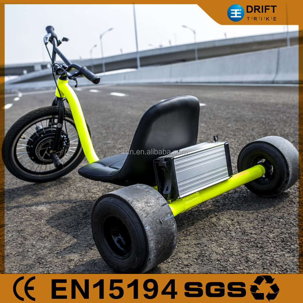 Ce-approved Adult Electric Motorized Drift Trike For Sale - Buy ...