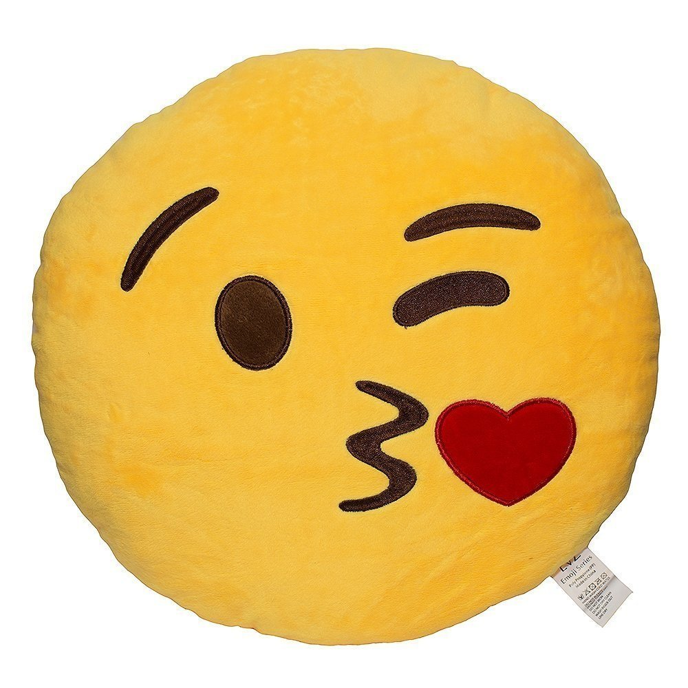 How to make kiss emoticon