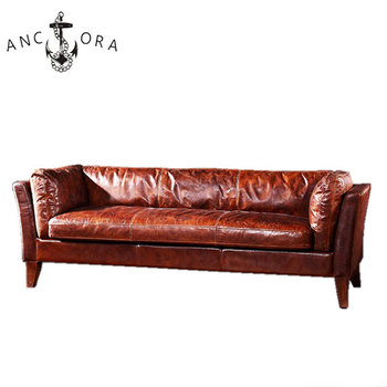 European Style Used Traditional Leather