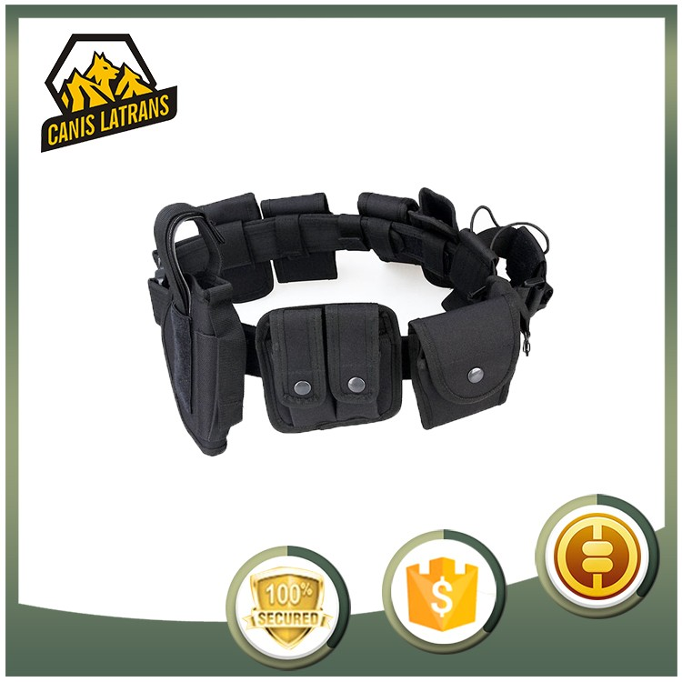 Molle Suspender Military Tactical Paintball Gear Police Waist Padded Belt