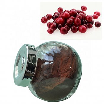 Hot sale Cranberry Extract anthocyanin 20%