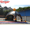 Hot sell inflatable spider dome tent,air spider tent for advertising