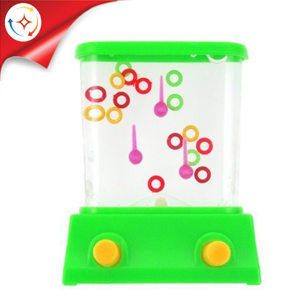 Shantou Factory low Price Classic Toys Handheld Water Ring Toss Game