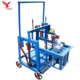 Durable ecological manual concrete block making machine with lowest price