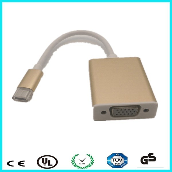 USB-C type-c usb 3.1 usb vga capture card converter for laptop