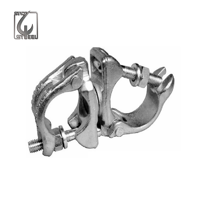 China Scaffolding Pipe Clamp Swivel Coupler Wholesale