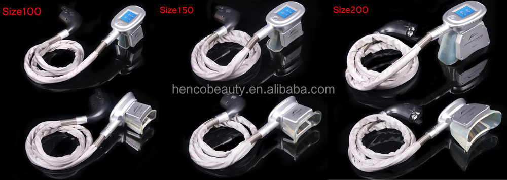 Cryo6S henco beauty best selling cryolipolysis fat reduce device